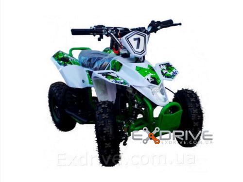 ATV 2T POCKET SPORT 65CC (белый)