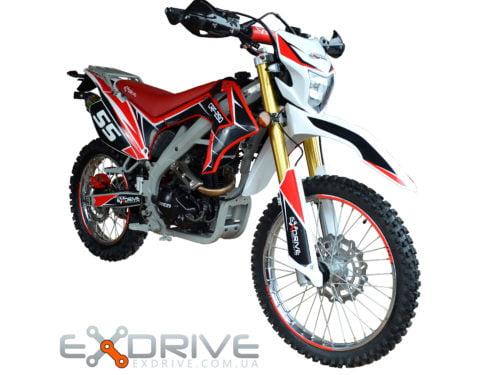 EXDRIVE CRF 250CC