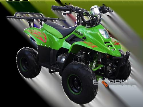 ATV 4Т SPIDER 110CC (зеленый)
