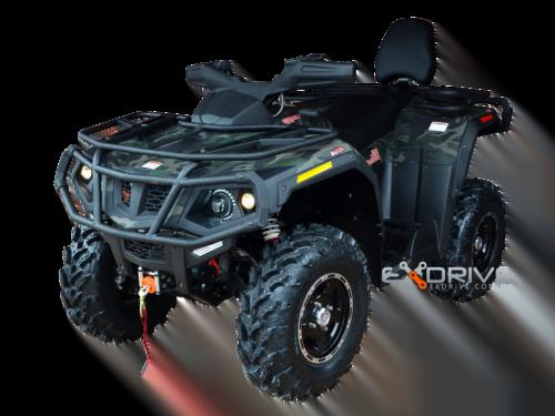 ATV HSUN ML 600