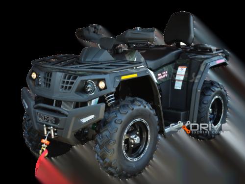 ATV HISUN ML 400