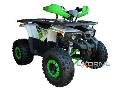 HUNTER 125 (white and green)