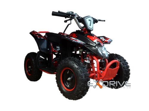 ATV 2T POCKET SPORT 65CC (Красный)